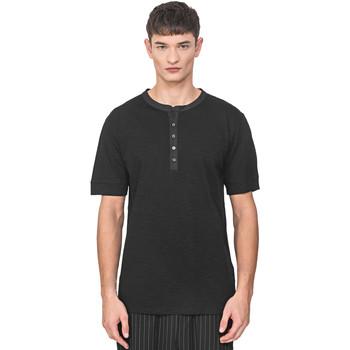Oblečenie Muži Tričká s krátkym rukávom Antony Morato MMKS01725 FA100139 čierna