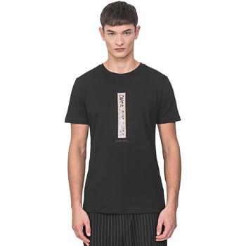 Oblečenie Muži Tričká s krátkym rukávom Antony Morato MMKS01766 FA100144 čierna