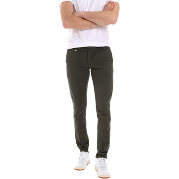 Oblečenie Muži Nohavice Chinos a Carrot Antony Morato MMTR00496 FA800129 Zelená