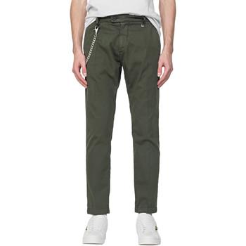 Oblečenie Muži Nohavice Chinos a Carrot Antony Morato MMTR00526 FA850228 Zelená