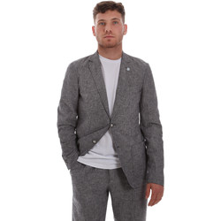Oblečenie Muži Saká a blejzre Sseinse GAE563SS Modrá