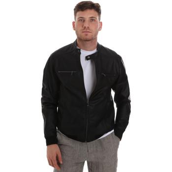 Oblečenie Muži Bundy  Sseinse GBE574SS čierna