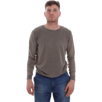 Oblečenie Muži Svetre Sseinse ME1510SS Hnedá