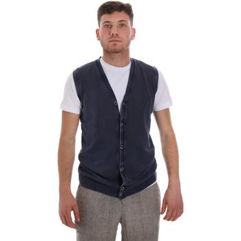 Oblečenie Muži Cardigany Sseinse ME1512SS Modrá