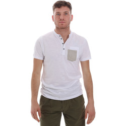 Oblečenie Muži Tričká s krátkym rukávom Sseinse ME1600SS Biely