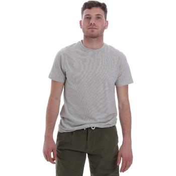 Oblečenie Muži Tričká s krátkym rukávom Sseinse ME1603SS Biely