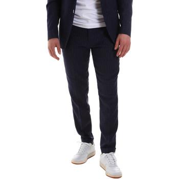 Oblečenie Muži Oblekové nohavice Sseinse PCE580SS Modrá