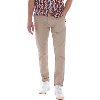 Oblečenie Muži Nohavice Chinos a Carrot Sseinse PSE558SS Béžová