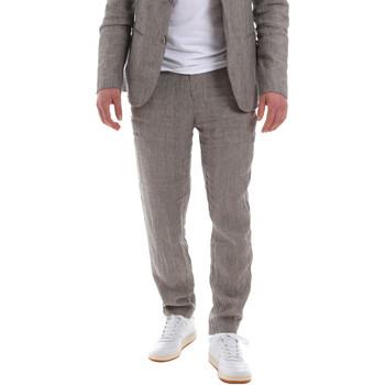 Oblečenie Muži Oblekové nohavice Sseinse PSE585SS Hnedá