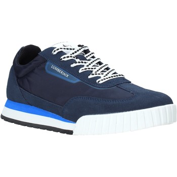 Topánky Muži Nízke tenisky Lumberjack SM81612 002 X22 Modrá