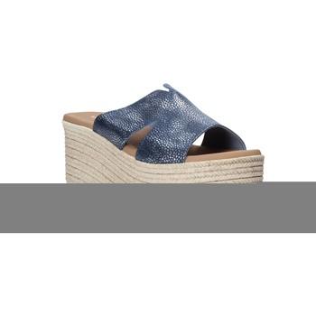 Topánky Ženy Šľapky Valleverde 34270 Modrá