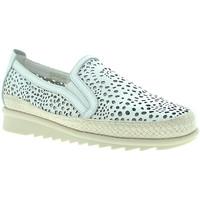Topánky Ženy Slip-on Susimoda 4777 Biely
