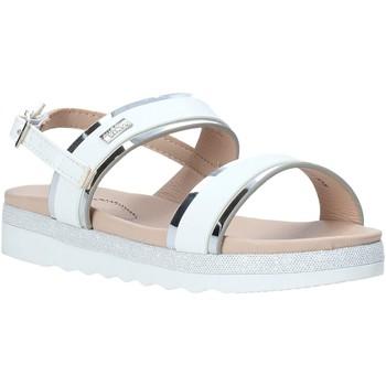 Topánky Dievčatá Sandále Miss Sixty S20-SMS778 Biely