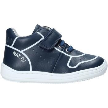 Topánky Deti Členkové tenisky Naturino 2013463 01 Modrá