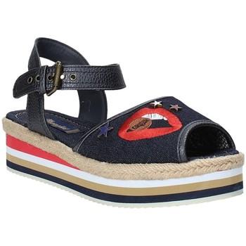 Topánky Ženy Sandále Wrangler WL181651 Modrá