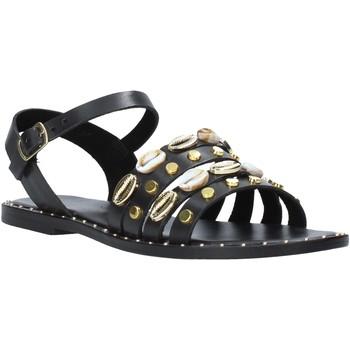 Topánky Ženy Sandále Café Noir GB174 čierna