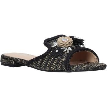 Topánky Ženy Šľapky Gold&gold A20 GK35 čierna