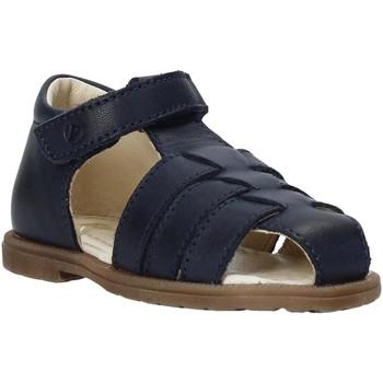 Topánky Dievčatá Sandále Falcotto 1500854 01 Modrá