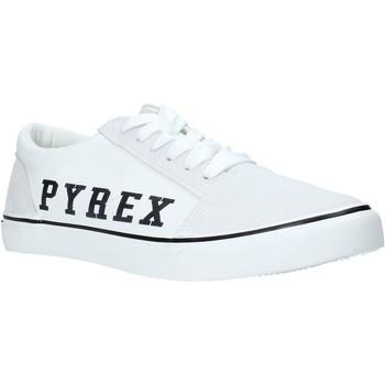 Topánky Muži Nízke tenisky Pyrex PY020201 Biely
