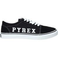 Topánky Muži Nízke tenisky Pyrex PY020201 čierna