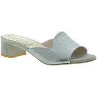 Topánky Ženy Šľapky Mally 6195 Striebro