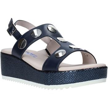 Topánky Ženy Sandále Comart 503430PE Modrá