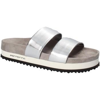 Topánky Ženy Šľapky Fornarina PE18SA2913 Šedá