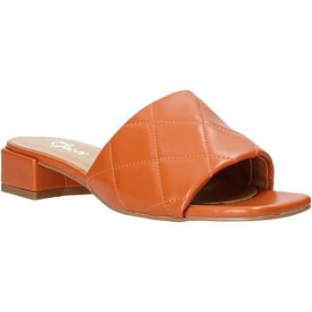 Topánky Ženy Šľapky Grace Shoes 971Y001 Oranžová