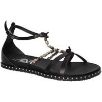 Topánky Ženy Sandále 18+ 6140 čierna