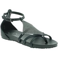 Topánky Ženy Sandále 18+ 6108 čierna