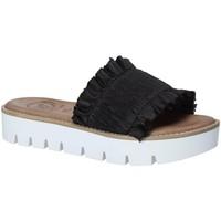 Topánky Ženy Šľapky 18+ 5812 čierna