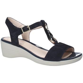 Topánky Ženy Sandále Stonefly 110216 Modrá