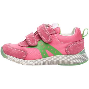 Topánky Dievčatá Nízke tenisky Naturino 2014902 01 Ružová