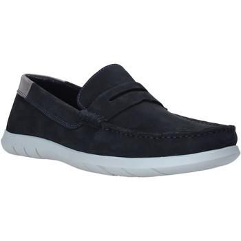 Topánky Muži Mokasíny Impronte IM01083A Modrá