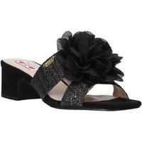 Topánky Ženy Šľapky Love To Love EVA583C1 čierna