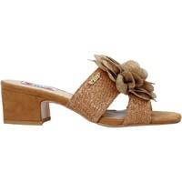 Topánky Ženy Šľapky Love To Love EVA575 Hnedá