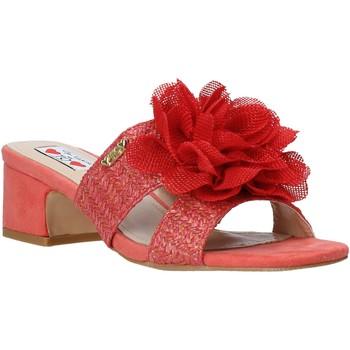 Topánky Ženy Šľapky Love To Love EVA5106 Červená