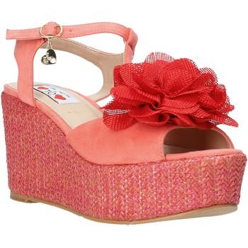 Topánky Ženy Sandále Love To Love GIN5106 Červená