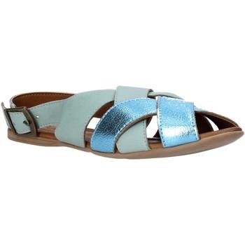 Topánky Ženy Sandále Bueno Shoes 9J2103 Modrá