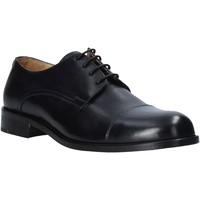 Topánky Muži Derbie Exton 6013 Modrá