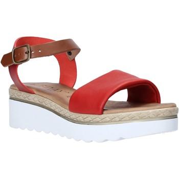 Topánky Ženy Sandále Jeiday 1278-9696 Červená