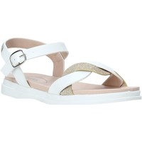 Topánky Dievčatá Sandále Miss Sixty S20-SMS764 Biely