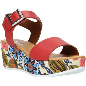 Topánky Ženy Sandále Grace Shoes 03 Červená