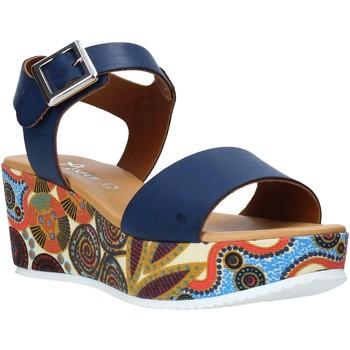 Topánky Ženy Sandále Grace Shoes 03 Modrá