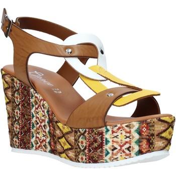 Topánky Ženy Sandále Grace Shoes 09 Hnedá