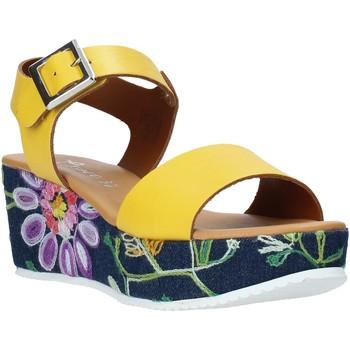 Topánky Ženy Sandále Grace Shoes 02 žltá