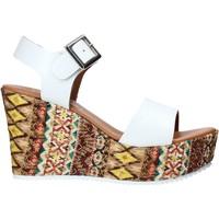 Topánky Ženy Sandále Grace Shoes 08 Biely