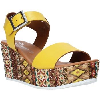 Topánky Ženy Sandále Grace Shoes 06 žltá