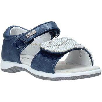 Topánky Dievčatá Sandále Miss Sixty S20-SMS756 Modrá