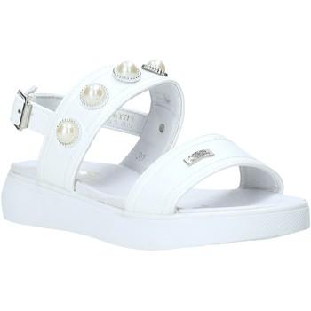 Topánky Dievčatá Sandále Miss Sixty S20-SMS772 Biely
